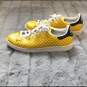 ADIDAS x PHARREL WILLIAMS | Polkadot Sneakers